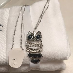New necklace owl
